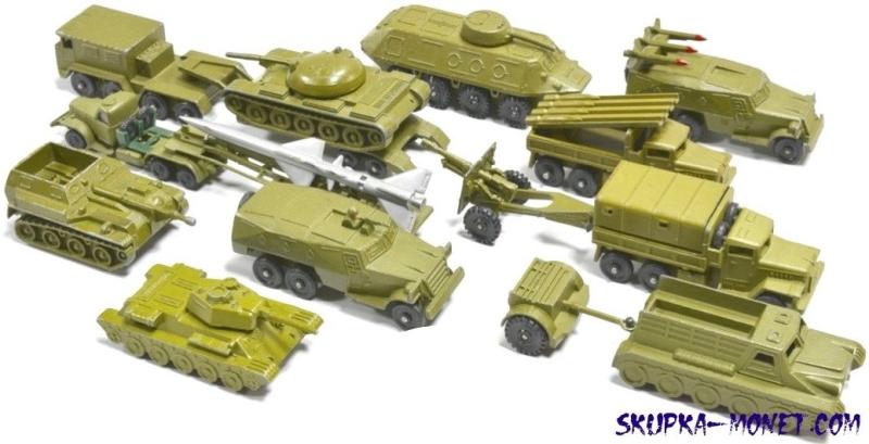 Скупка моделей военной техники ТПЗ